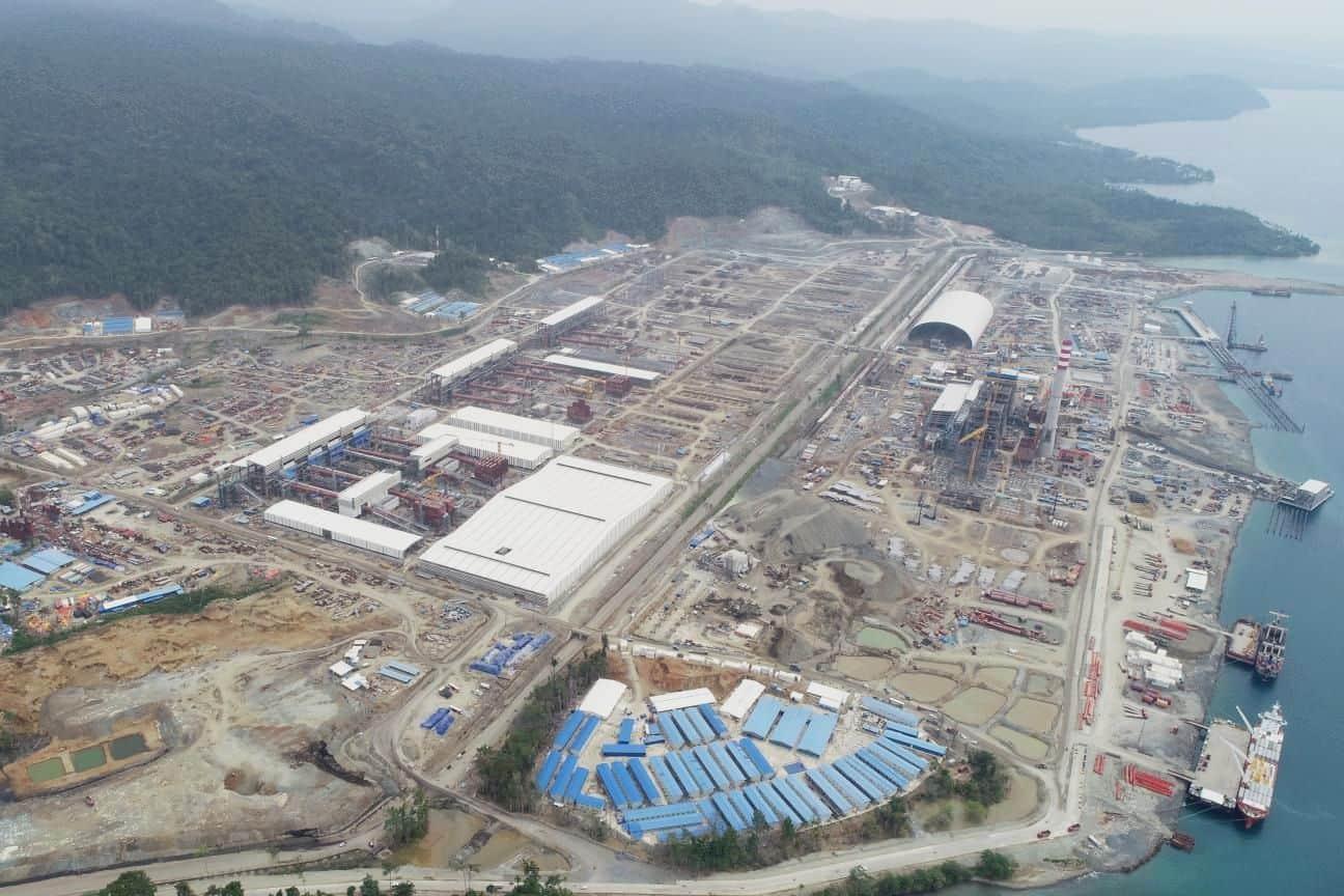 PTFI - Tsingshan Rencana Bangun Smelter Baru di Halmahera
