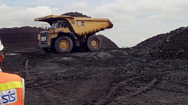 Produksi Batubara RI Capai 558 Juta Ton pada 2020